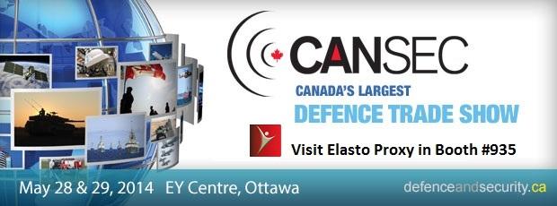CANSEC 2014 - Visit Elasto Proxy