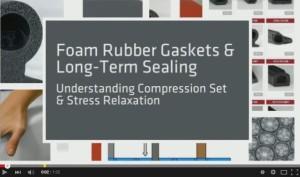 Video: Foam Rubber Gaskets