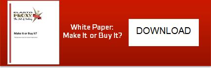 White Paper - Make It Or Buy It