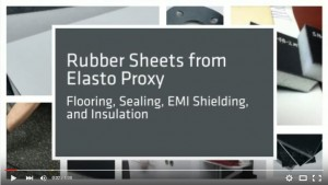 Rubber Sheets - Video