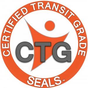 Certified Transit Grade (CTG) Seals
