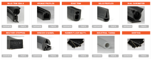 Industrial Rubber Products from Elasto Proxy