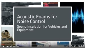 Video - Acoustic Foam for Noise Control
