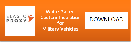 Custom Insulation for Military Vehicles
