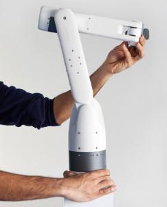 plastic robotic arm