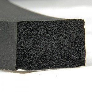 Sponge Silicone Gaskets