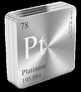 platinum cured