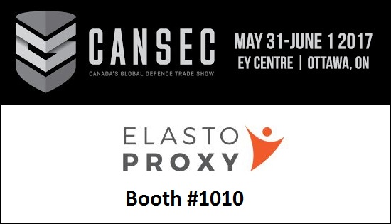 CANSEC 2017 Elasto Proxy