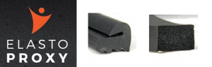 sponge rubber solid rubber