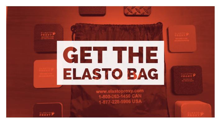 Get the Elasto Bag