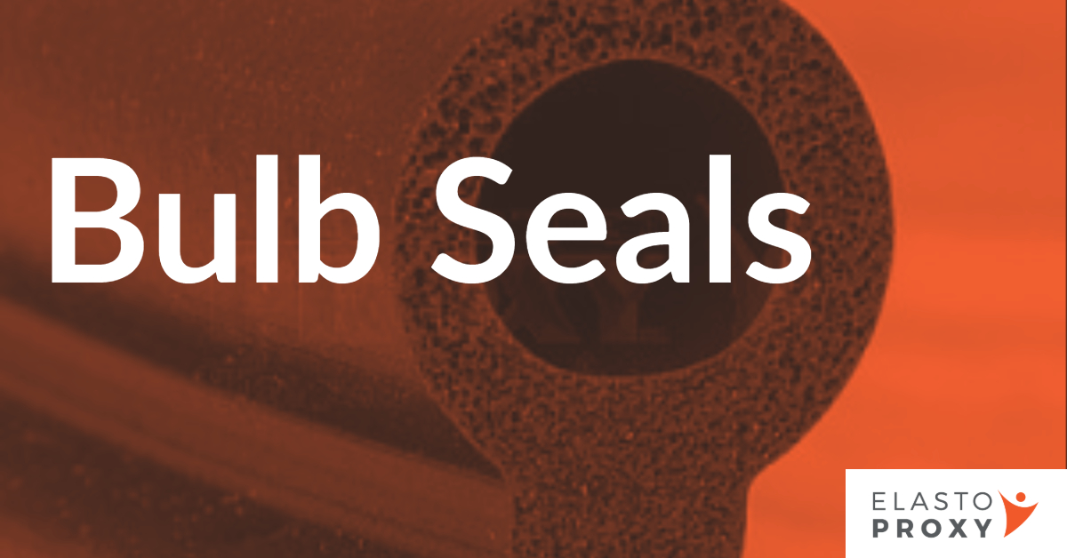 Four Types of Extruded Rubber Seals