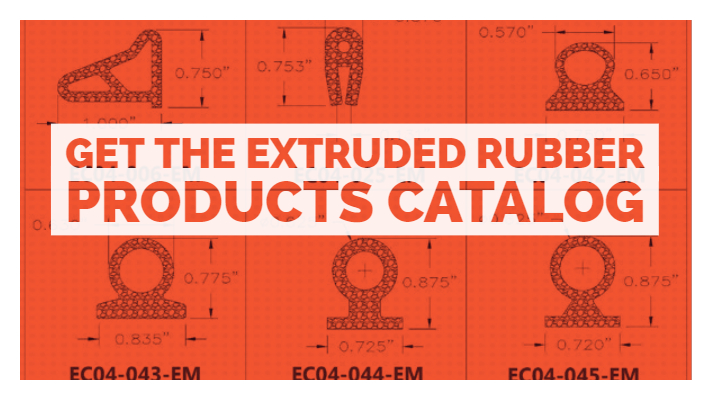 Extruded Rubber Products Catalog CTA