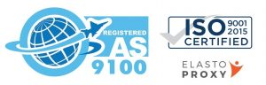 Elasto Proxy Earns AS9100D and ISO 9001:2015 Certifications