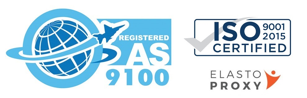 Read more about the article Elasto Proxy Earns AS9100D and ISO 9001:2015 Certifications