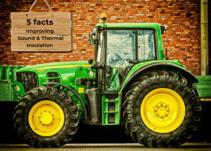 Read more about the article Five Acoustic Insulation Facts for Noise Reduction