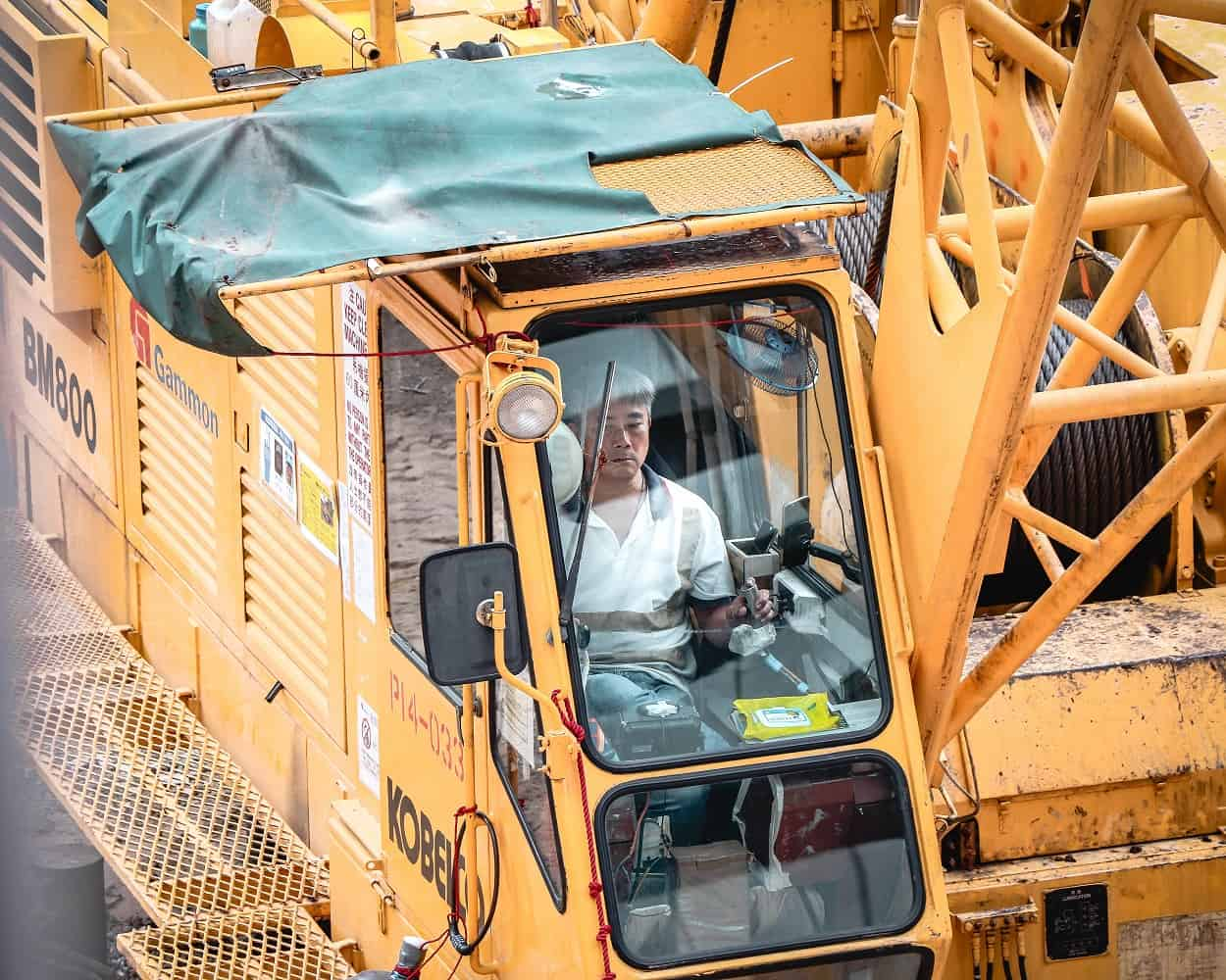 Telehandler Cabin Components and Technology Trends