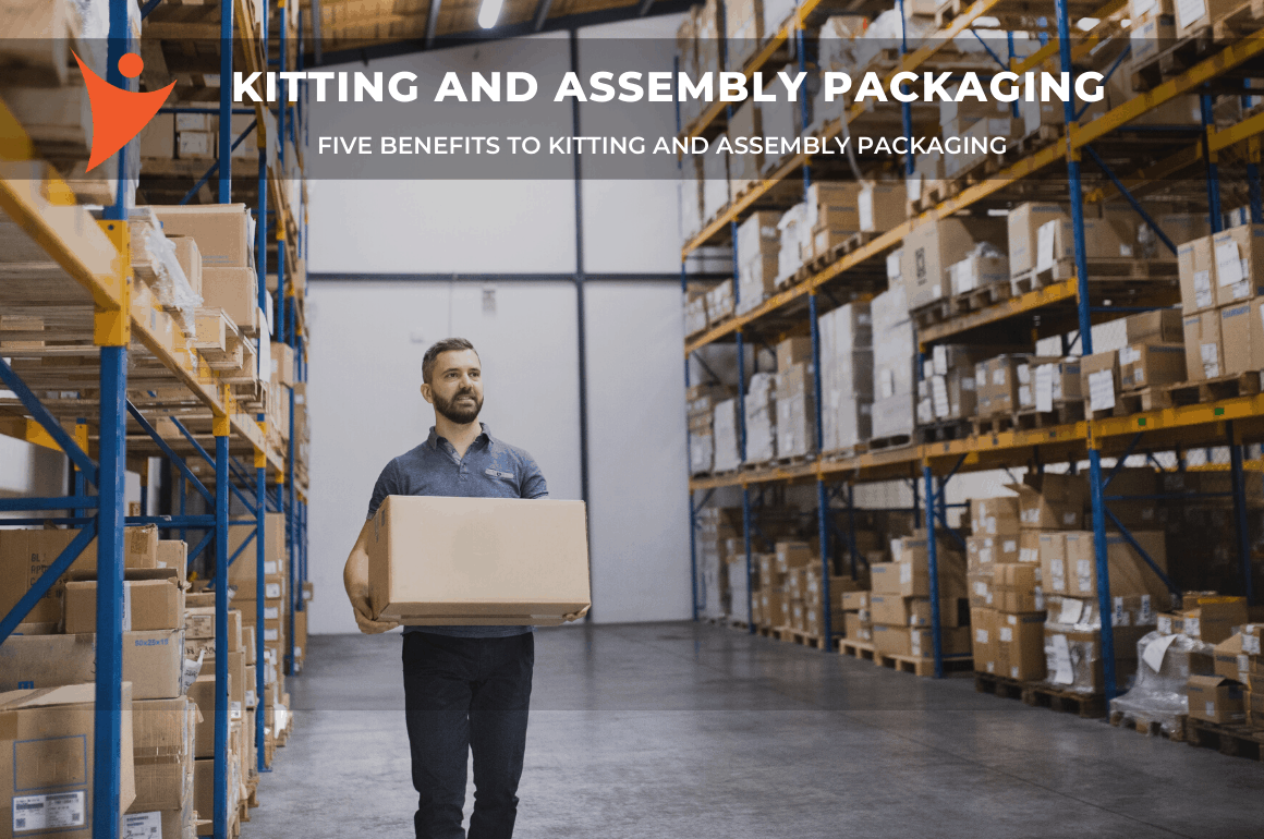 Kitting and Assembly Packaging for Custom Fabricated Products