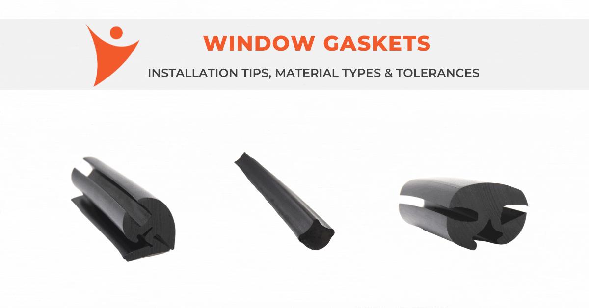 Joints d'étanchéité pour fenêtres: conception et installation