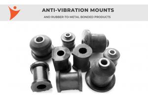 Read more about the article Supports anti-vibration et produits caoutchouc-métal collés