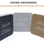 Absorbeurs de sons pour le contrôle du bruit industriel