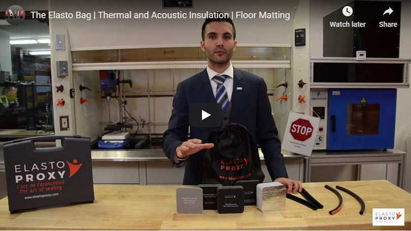 Read more about the article Elasto Bag Video: Thermal and Acoustic Insulation