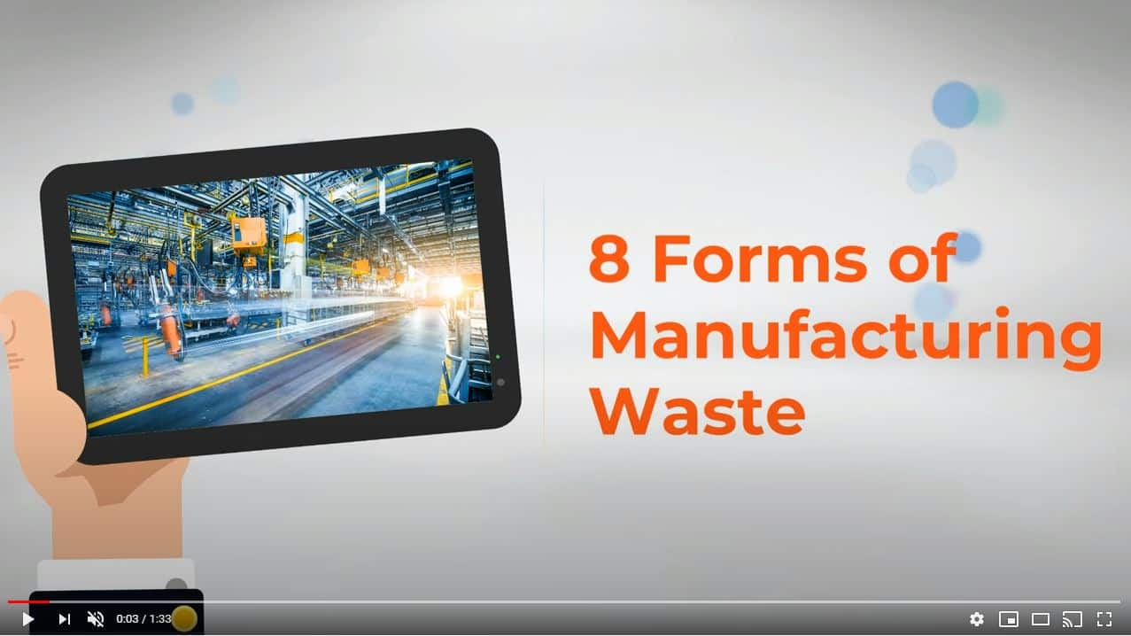 Read more about the article Manufacturing Waste Video