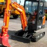 Mini Excavator Parts: OEM Rubber Products from Elasto Proxy