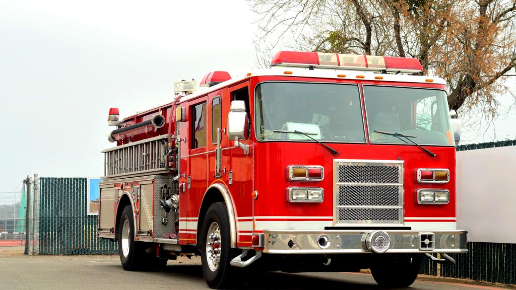 emergency vehicle parts
