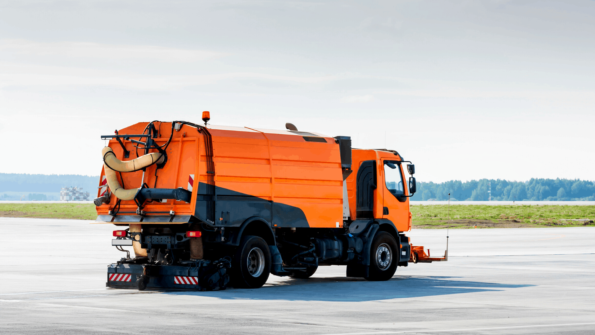Vacuum Truck Parts for OEMs and MROs