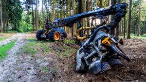 forestry equipment flooring