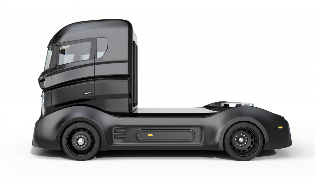 electric truck parts