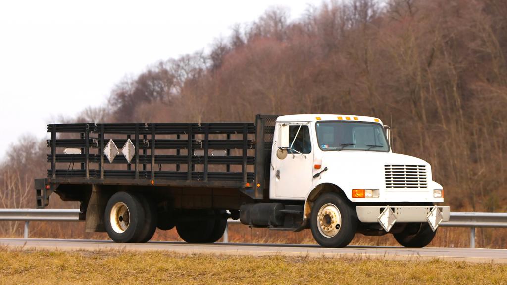 flatbed trucks 3