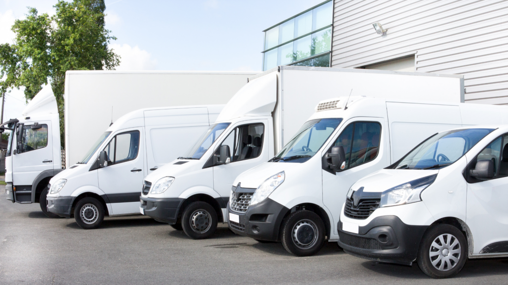 transport trucks and vans 3