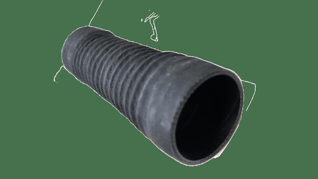 custom silicone wrapped hose