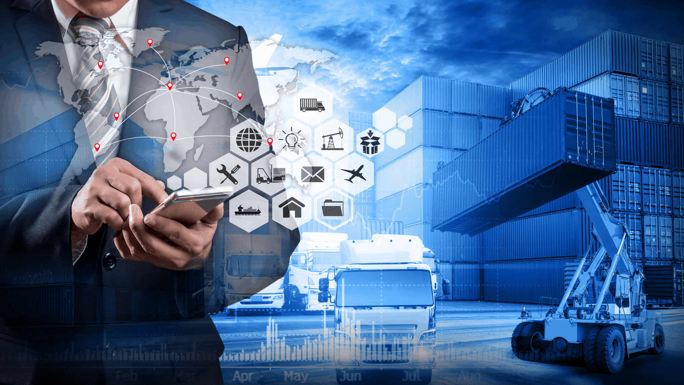 Read more about the article Freight Costs, Shipping Times and Forecasting