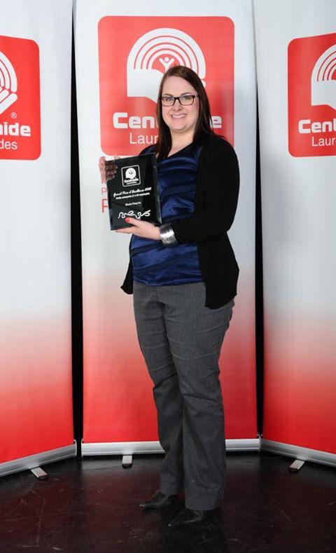 Megan Centraide Elasto Proxy Award