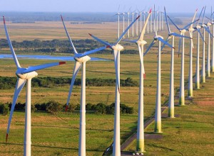 Wind Generation in Brazil